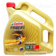 Castrol Power 1 Racing 4T 10W50 4l (R4)
