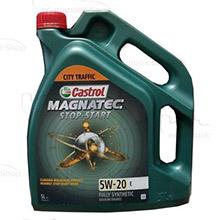 Castrol Magnatec START STOP  5W20 E 4L