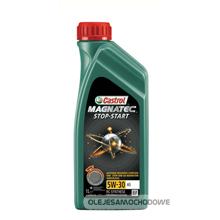 Castrol Magnatec START STOP  5W30 (A5) 1L (A1/A5)