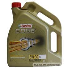 Castrol EDGE 5W30 5L LL Titanium FST ( 507.00, FAP )
