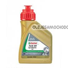 Castrol Fork Oil Synthetic 5W Olej do amortyzatorów op. 0,5l