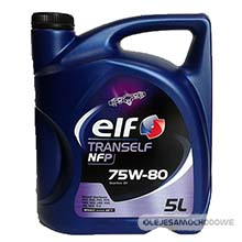 Elf Tranself NFP ( TRX, TRZ, TRP )  75W80 5L