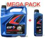 Elf Competition STI 10W40 4+1L MEGA PACK