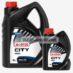 LOTOS City Gas  15W40  1L
