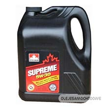 Olej silnikowy Supreme 5W30 4L
