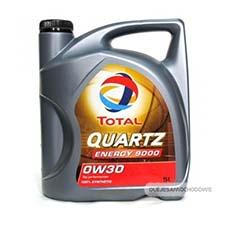 Quartz Energy 9000 0W30  4l