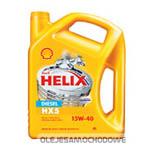 Shell Helix HX5 Diesel (Super) 15W40 4L