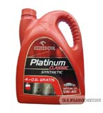 Platinum 5W40 Classic Synthetic 4,5L