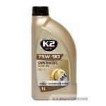 * K2 MATIC 75W-90 olej przek�adniowy syntetyczy GL-5 opak.1L