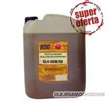 Olej przekładniowy GL-4  80W90 20L