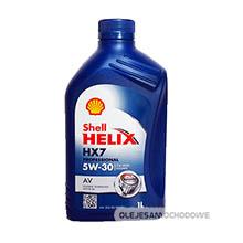 Shell Helix HX7 Professional AV 5W30 (505.01) 1L