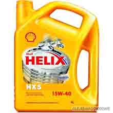 Shell Helix HX5 (Super) 15W40 4L