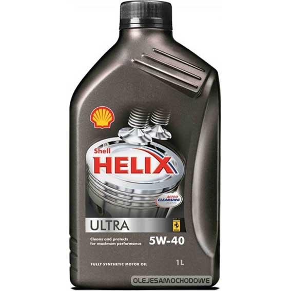 Шелл Хеликс Ультра 5 В 30