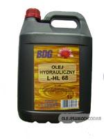 Olej Hydrauliczny  HL-68  5L
