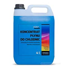 ANTIFREEZE Koncentrat p�ynu do ch�odnic 4L