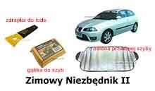 Zestaw ZIMOWY NIEZBĘDNIK II (3cz.)