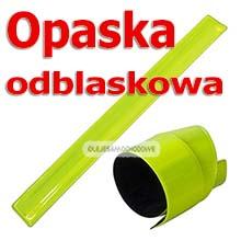 Odblask - Opaska Odblaskowa Samozaciskowa