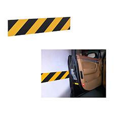 Ochraniacz ścienny samoprzylepny drzwi samochodu 50x10x2cm