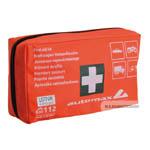 Apteczka pierwszej pomocy Euro  /DIN 13164/ + ustnik