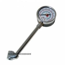 Ciśnieniomierz do kół  0,5- 10 bar długi
