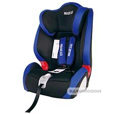Fotelik dla dziecka F1000k Grupa 1-3 (9-36kg) niebieski