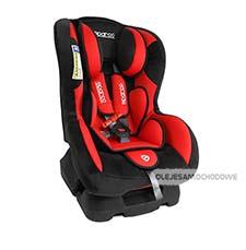 Fotelik dla dziecka F500k Grupa 0+1 (0-18kg) czerwony