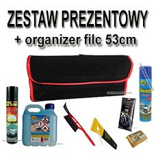 Zestaw Prezentowy z organizerem filcowym du�ym /8 cz�ci/