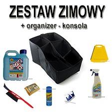Zestaw Prezentowy z organizerem z rączką  /8 części/