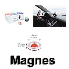 * Magnes do uchwytu na telefon, GPS