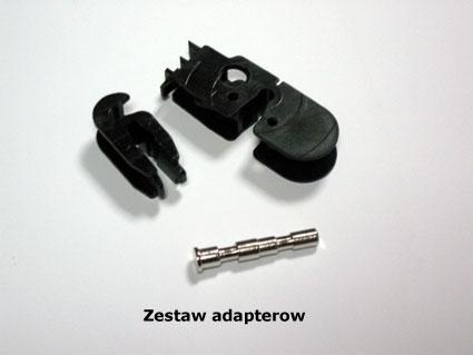 wycieraczki adaptery