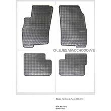 Dywaniki samochodowe Fiat Grande Punto (2005-2012)/  0912-DG