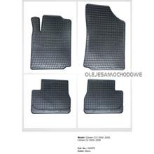 Dywaniki samochodowe Citroen C3 (2002-2009)/  545972-DG