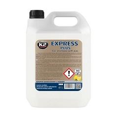 Szampon samochodowy z woskiem K2 EXPRESS PLUS 5L