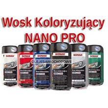 * NANO PRO Wosk Koloryzuj�cy NANO PRO 250ml * 6 kolor�w