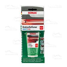 Środek do renowacji  plastików reflektorów  SONAX 75ml.
