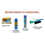 Zestaw ZIMOWY NIEZB�DNIK I (4cz.)