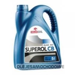 SUPEROL  CB  SAE 40  5l /orlen