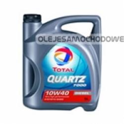 Quartz  7000 DIESEL 10W40 5l