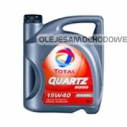 Quartz 5000 DIESEL 15W40  5l