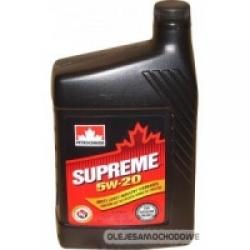 Supreme 5W20 1L