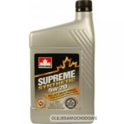 Supreme Synthetic 5W20 1L