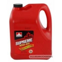 Olej do silnika Supreme 10W40 4L