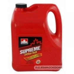 Olej silnikowy Supreme 20W50 4L