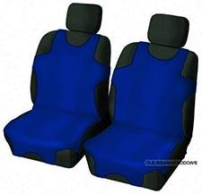 Autopodkoszulki samochodowe - 2szt. - niebieskie