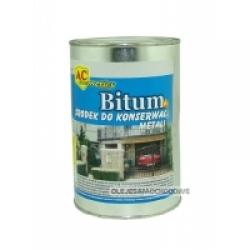 Oleje samochodowe - BITUM AC do konserwacji podwozia 3kg