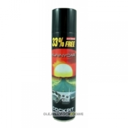 Cockpit Spray MAT 600ml  SC