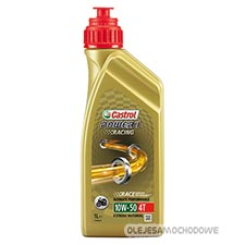 Castrol Power 1 Racing 4T 10W50 1l (R4)