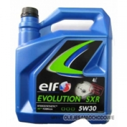 Elf Evolution SXR 5W30 4L