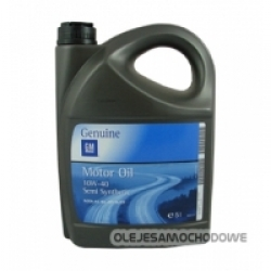 GM (Opel) 10W40 5L
