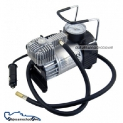 Kompresor samochodowy metalowy 12V 10bar